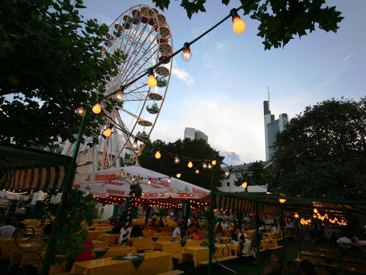 Frankfurt Am Main Feste