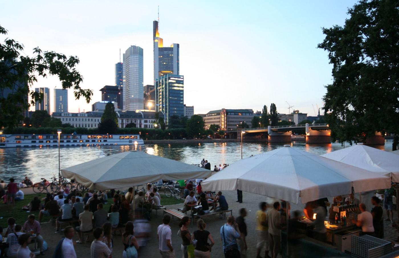 Mainstrand Frankfurt