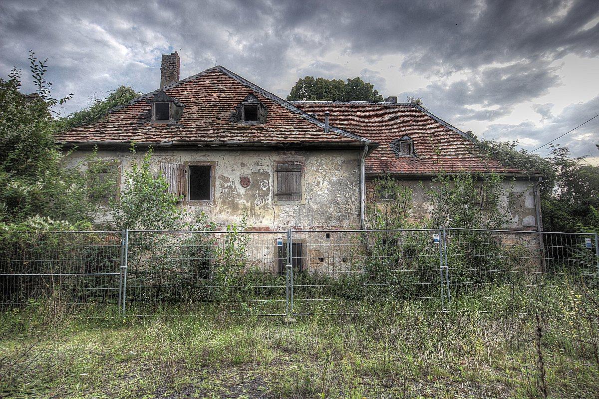 Lost Place Oberforsthaus Frankfurt