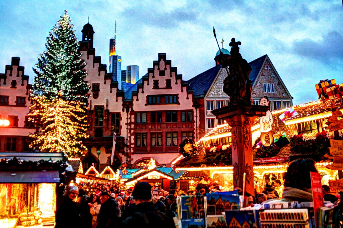 Weihnachtsmarkt Frankfurt Am Main.Weihnachtsmarkt Frankfurt